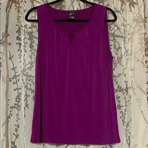 Woman's Beautiful purple top